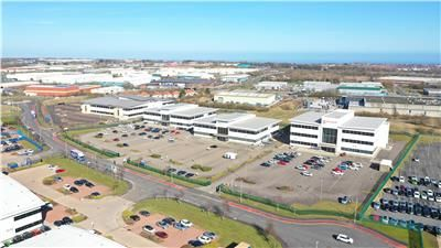 Thumbnail Business park to let in Traynor House Traynor Way, Peterlee, County Durham
