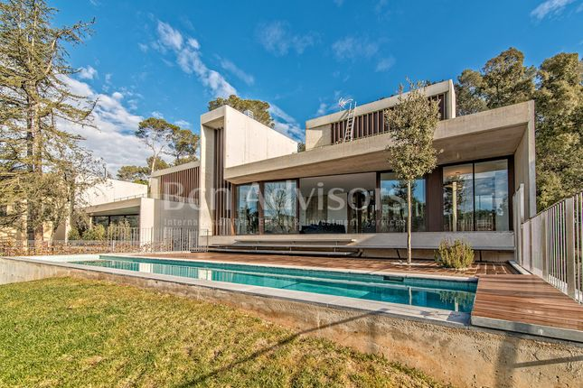 Thumbnail Detached house for sale in Can Trabal, Sant Cugat Del Vallès, Barcelona, Catalonia, Spain