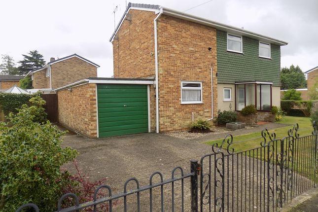 Thumbnail Detached house for sale in Heatherstone Avenue, Dibden Purlieu