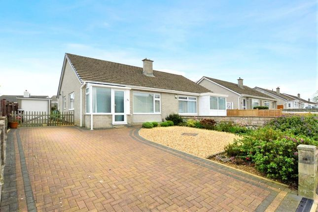 Thumbnail Semi-detached bungalow for sale in Wearde Road, Saltash, Cornwall