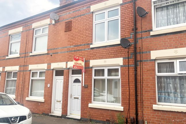 Thumbnail Terraced house for sale in Stanhope Street, Leicester