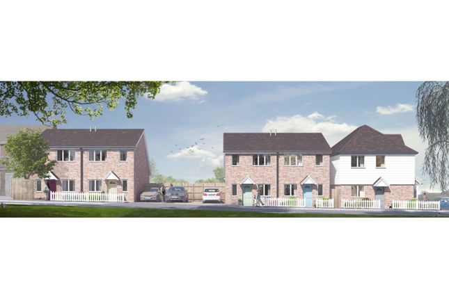 1 bed semi-detached house for sale in Markham Road, Capel RH5