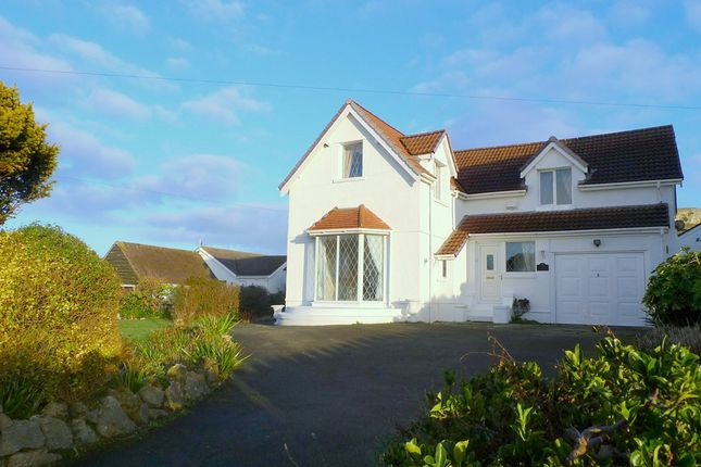 Thumbnail Detached house to rent in Longleat Avenue, Craigside, Llandudno