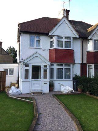 Thumbnail Semi-detached house to rent in Princes Avenue, London