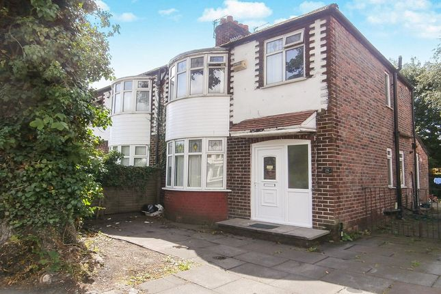 Thumbnail Semi-detached house to rent in London Road, Hazel Grove, Stockport