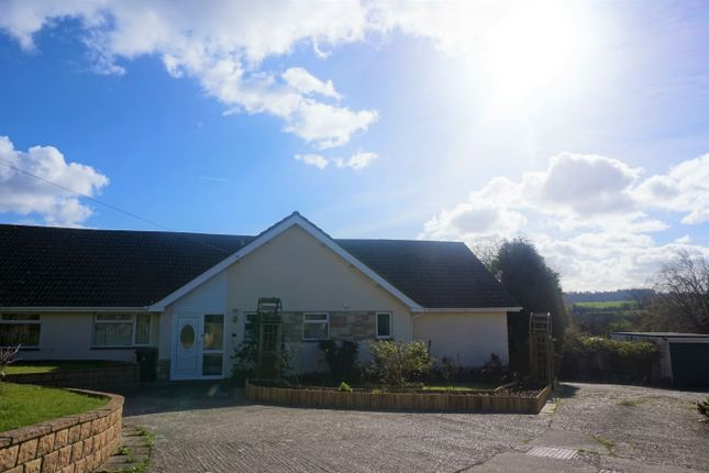 Thumbnail Bungalow for sale in Trent Close, Tolpuddle, Dorchester