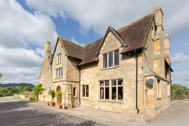 Thumbnail Detached house for sale in Little Washbourne, Tewkesbury, Gloucestershire