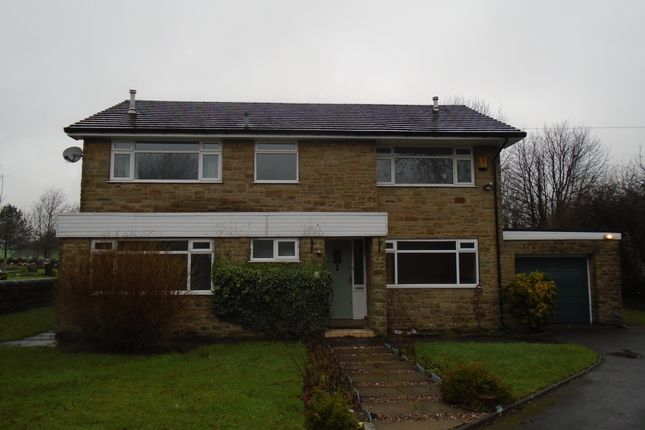 Thumbnail Detached house to rent in Back Lane, Drighlington