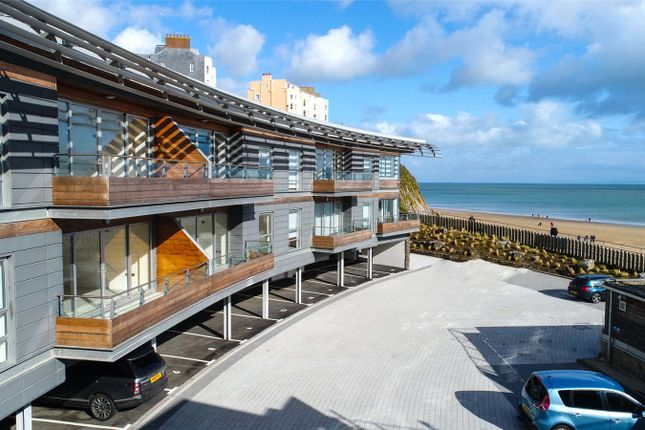 Thumbnail Flat for sale in Apartment 11, Waters Edge, Battery Road, Tenby