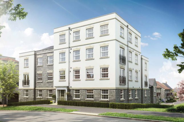 2 bedroom flat for sale in Chilver House, Emersons Green, Bristol