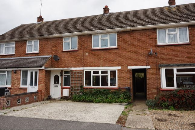 Thumbnail Terraced house for sale in Wood Road, Maldon