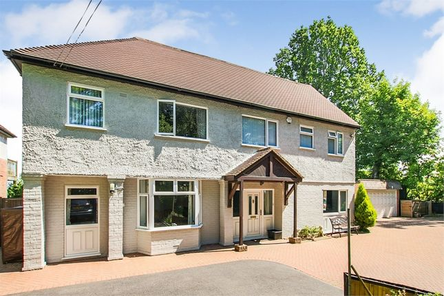 Thumbnail Detached house for sale in Fieldridge House, Holtye Road, East Grinstead, West Sussex