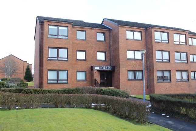 Thumbnail Flat for sale in Ascot Court, Anniesland