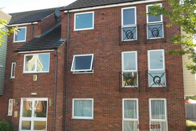 Thumbnail Duplex to rent in Basin Lane, Tamworth