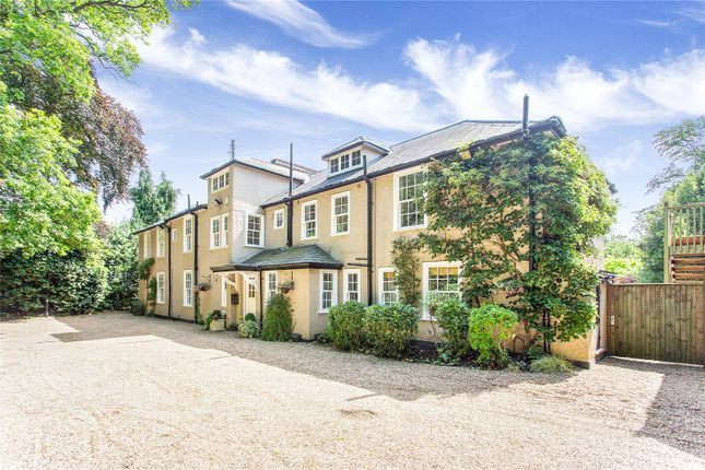 Thumbnail Detached house for sale in Heathbourne Road, Bushey Heath, Hertfordshire