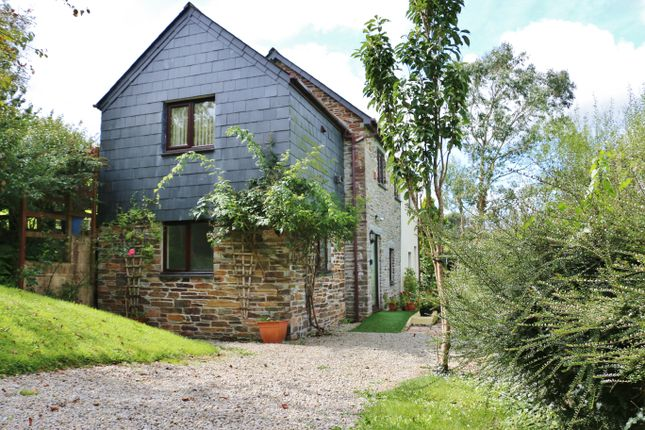 Thumbnail Barn conversion for sale in Washaway, Bodmin