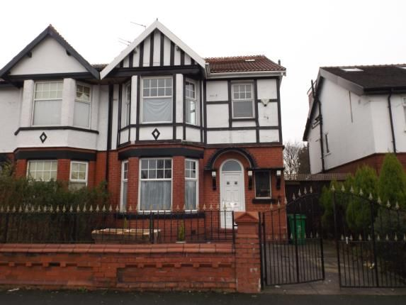 Thumbnail Semi-detached house for sale in Burnage Lane, Manchester, Greater Manchester
