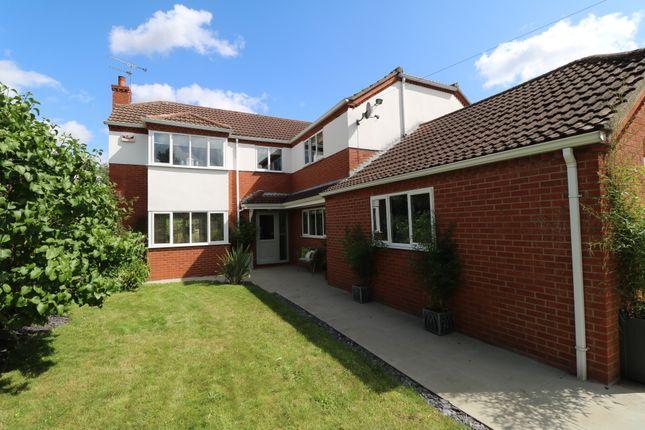 Thumbnail Detached house for sale in Sandtoft Road, Belton, Doncaster