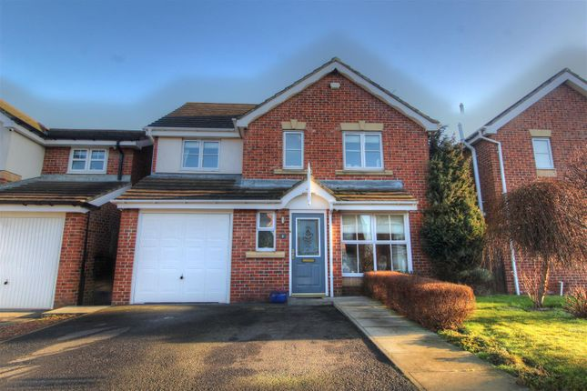 Thumbnail Detached house for sale in Dunscar, Mulberry Park, Houghton Le Spring