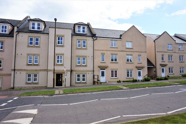 Thumbnail Flat for sale in Burnbrae Road, Bonnyrigg