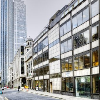 Thumbnail Office to let in Bevis Marks, London