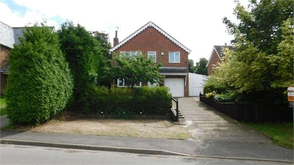 Thumbnail Detached house for sale in Main Street, Bigby, Barnetby, Lincolnshire