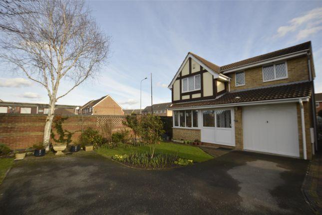 Thumbnail Detached house for sale in Great Meadow Road, Bradley Stoke, Bristol