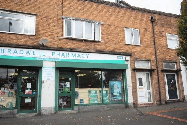 Thumbnail Flat to rent in The Beeches, First Avenue, Newcastle-Under-Lyme