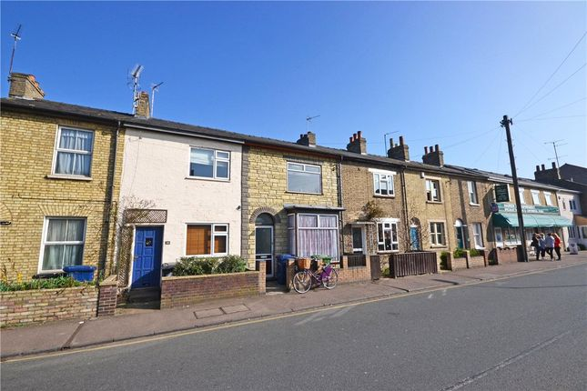 Thumbnail Terraced house to rent in Histon Road, Cambridge