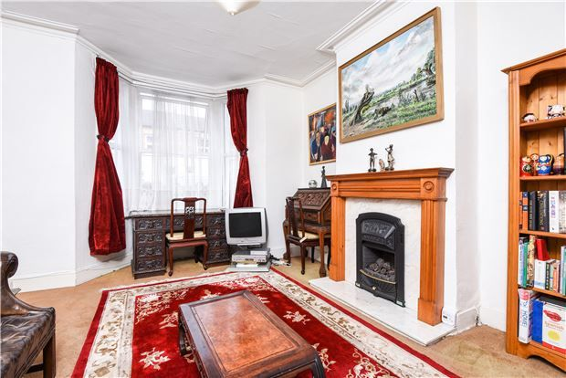 Thumbnail Terraced house for sale in Ellora Road, London