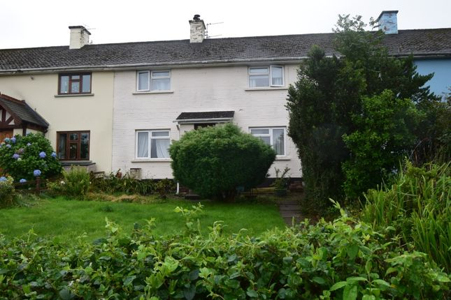Thumbnail Terraced house for sale in Kingsway, South Molton