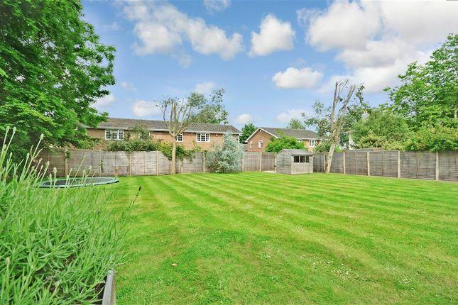 Rear Garden of Banstead Road South, Sutton, Surrey SM2