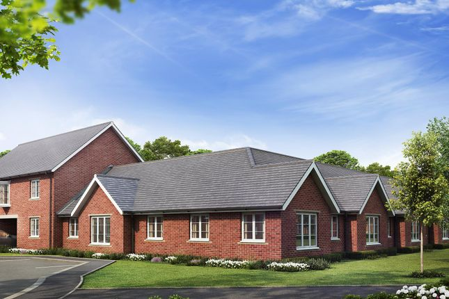 "Thumbnail Bungalow for sale in ""Withgill"" at Mitton Road, Whalley, Clitheroe"