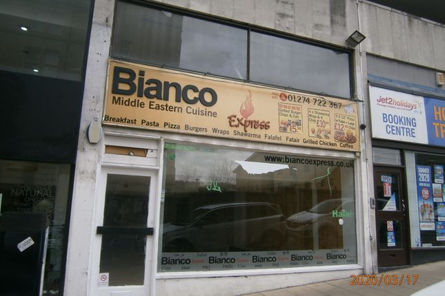Thumbnail Restaurant/cafe to let in 31 Cheapside, Bradford