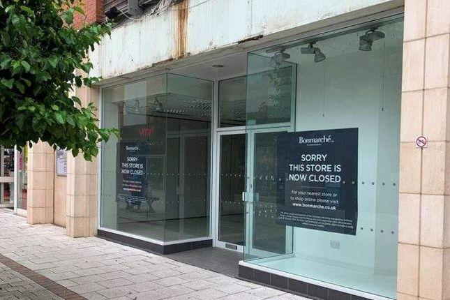 Thumbnail Retail premises to let in Unit 8 Pescod Square Shopping Centre, Pescod Square, Boston