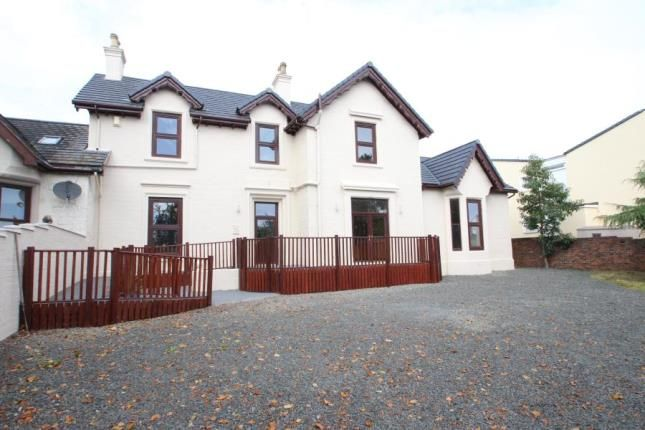 Thumbnail Semi-detached house for sale in Albert Place, Airdrie, North Lanarkshire