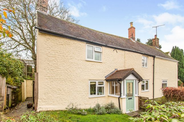 Thumbnail Cottage for sale in Cannimore Close, South Street, Warminster