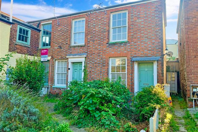 2 bed terraced house for sale in George Street, Ryde, Isle Of Wight PO33