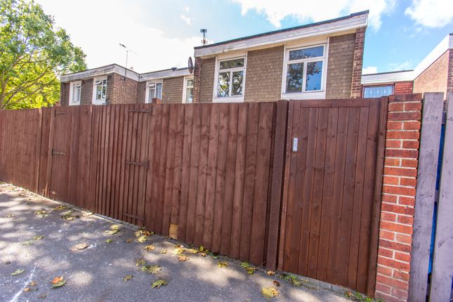 Thumbnail Terraced house to rent in Seymour Close, Portsmouth