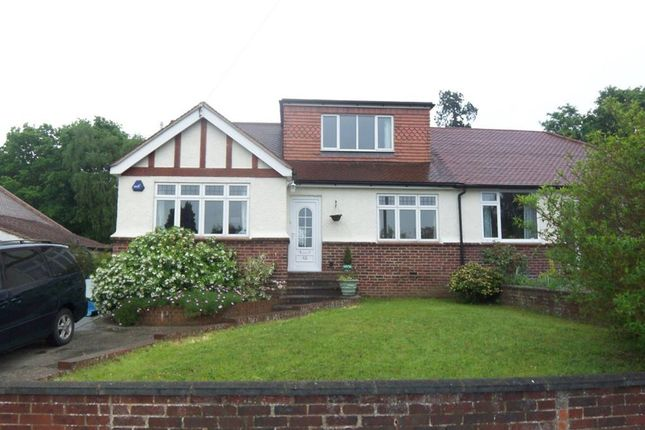 Thumbnail Semi-detached house to rent in Oakdene Road, Sevenoaks