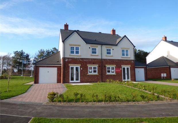 Thumbnail Semi-detached house for sale in Plot 3 Ennerdale, Harvest Park, Silloth, Wigton