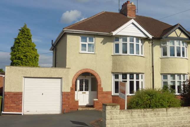 3 bed semi-detached house for sale in Mount Crescent, Hereford