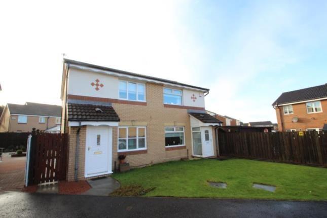 Thumbnail Semi-detached house for sale in Ivy Grove, Coatbridge, North Lanarkshire