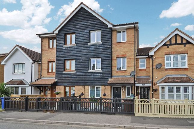 4 bed terraced house for sale in Victoria Road, Stanford-Le-Hope SS17