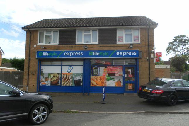 Thumbnail Retail premises for sale in 19 Edward Road, Warter Orton, Birmingham