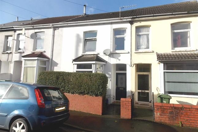 Thumbnail Terraced house for sale in Niagara Street, Treforest, Pontypridd