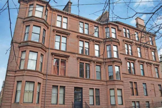 Thumbnail Flat to rent in Cresswell Street, Hillhead, Glasgow