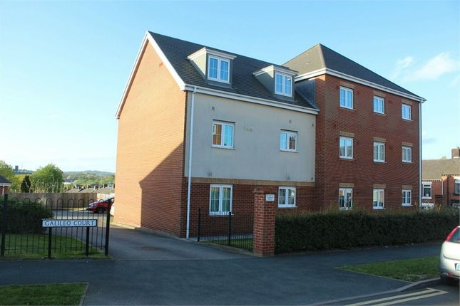 Thumbnail Flat for sale in Galileo Court, Stoke-On-Trent, Staffordshire