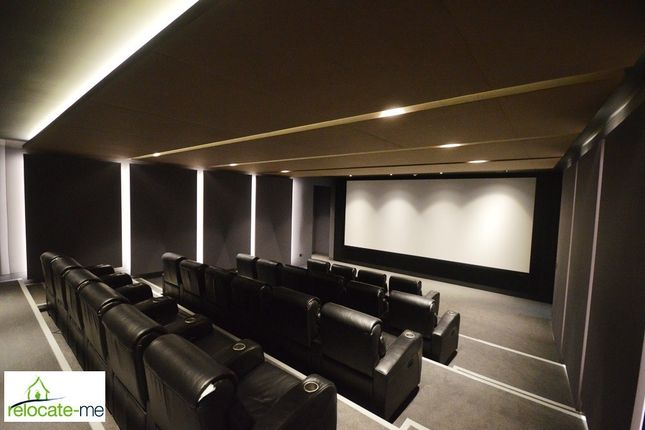 Residents' Private Cinema
