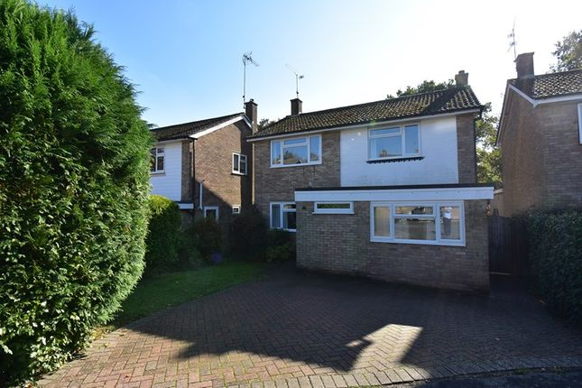 Thumbnail Detached house for sale in Sefton Chase, Crowborough